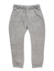 TROUSERS - LIGHT CHINE GREY