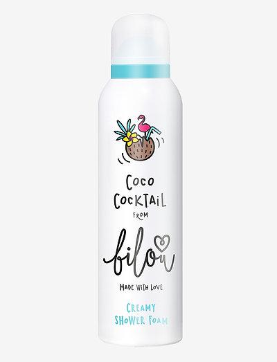 bilou Coco Cocktail Shower Foam - shower gel - no colour