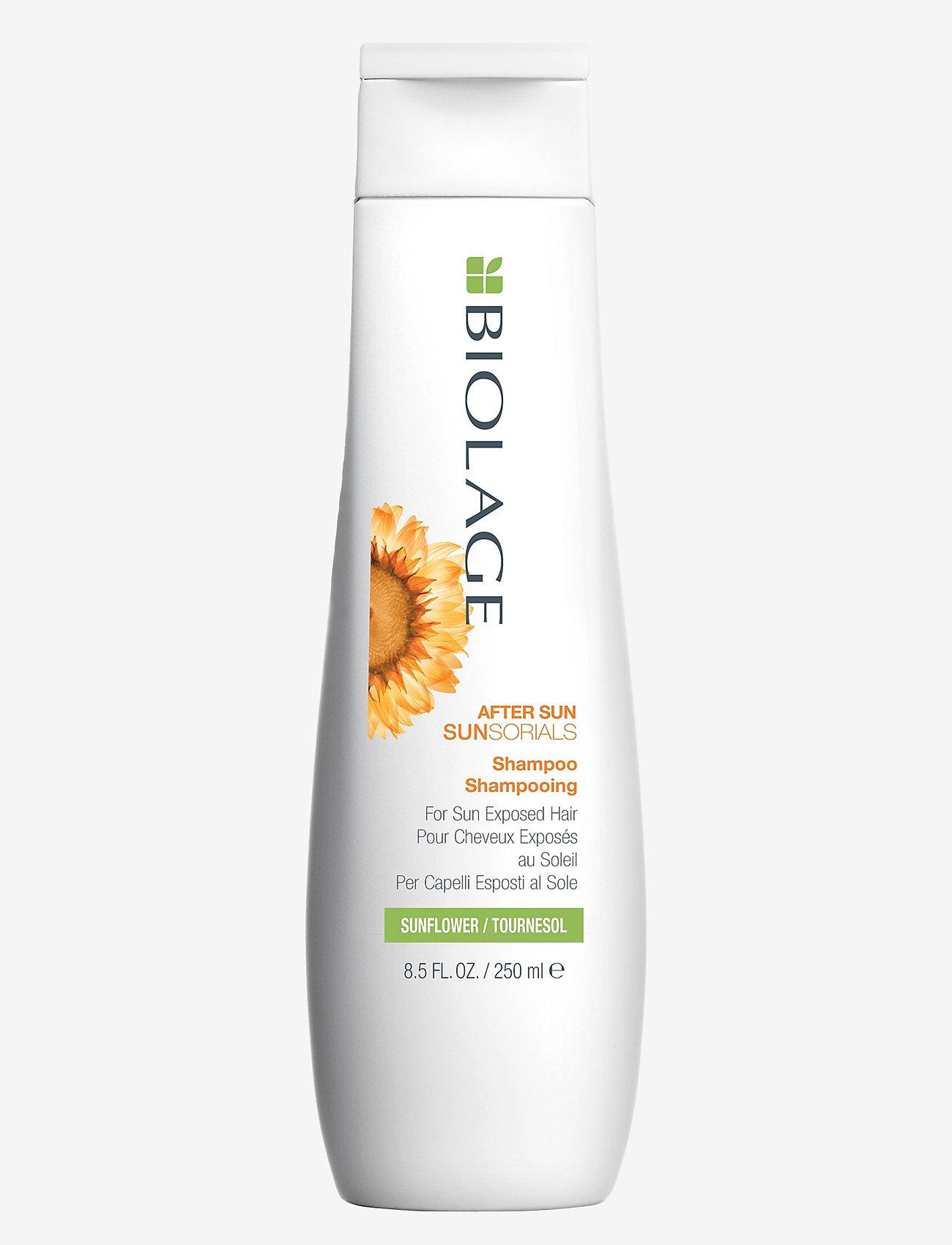 Biolage - SunSorials AfterSun Shampoo 250ml - shampo - clear - 0