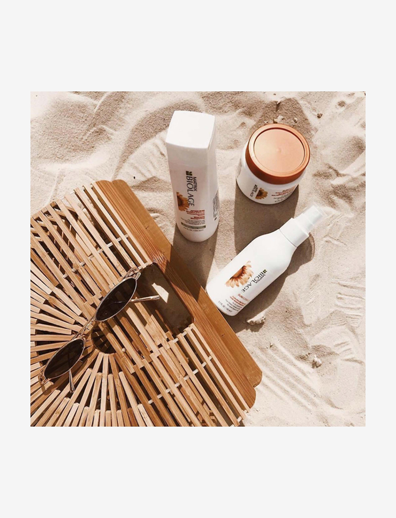 Biolage - SunSorials AfterSun Shampoo 250ml - shampo - clear - 1