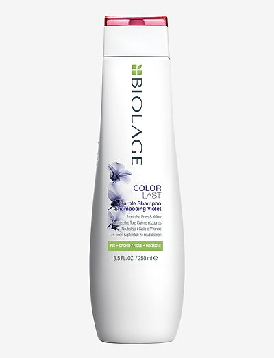 Biolage ColorLast Purple Shampoo - shampoo - clear