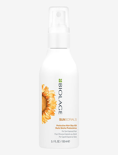 SunSorials Protect Hair Non-Oil 100ml - solbeskyttelse - clear