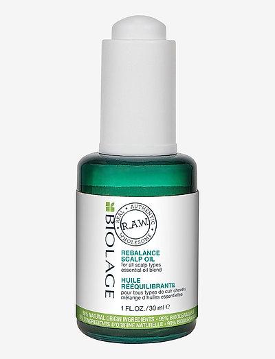 Biolage R.A.W. Scalp Care Oil - hårpleie - clear
