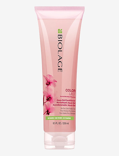 Biolage Aqua Gelé ColorLast - balsam & conditioner - clear