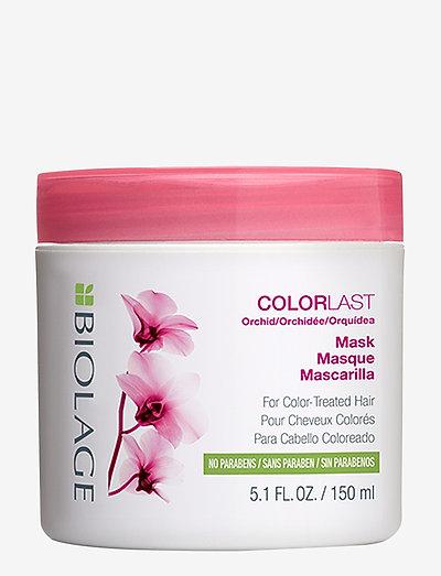 Biolage ColorLast Mask - hårmasker - clear