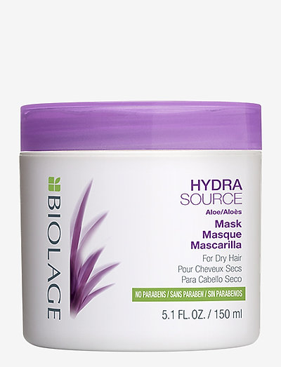Biolage HydraSource Mask - balsam & conditioner - clear
