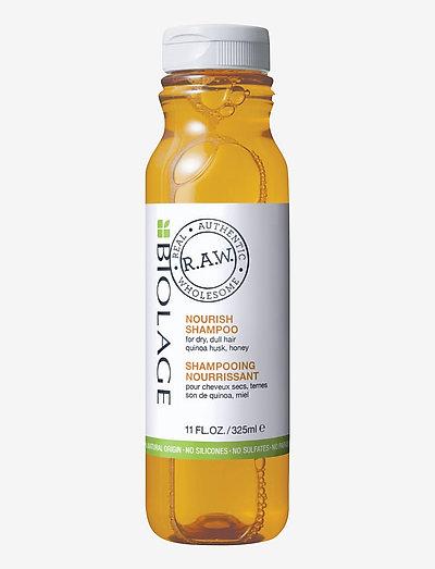 Biolage R.A.W. Nourish Shampoo - shampo - clear