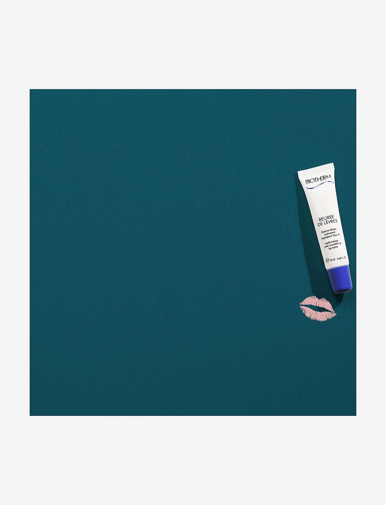 Biotherm - Lait Corporel Beurre de Lèvres Lip Balm - läppvård - clear - 1