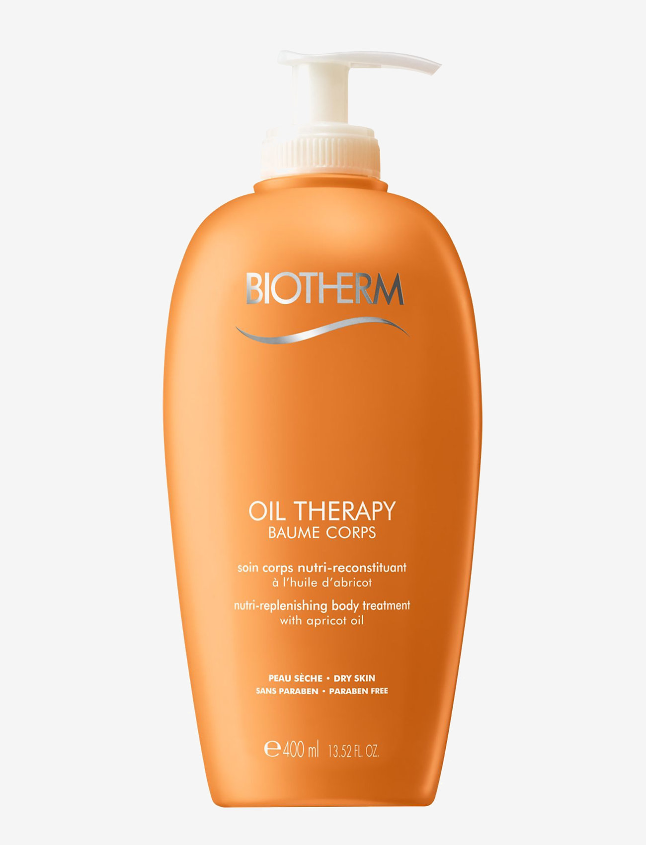 Biotherm - Oil Therapy Baume Corps Bodylotion 400ml - body lotion - clear - 0