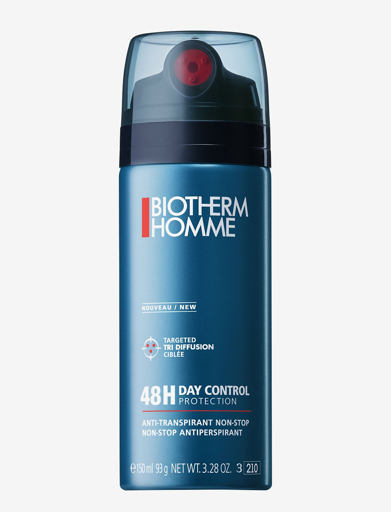 Biotherm - Day Control Deo Spray - deospray - clear - 0