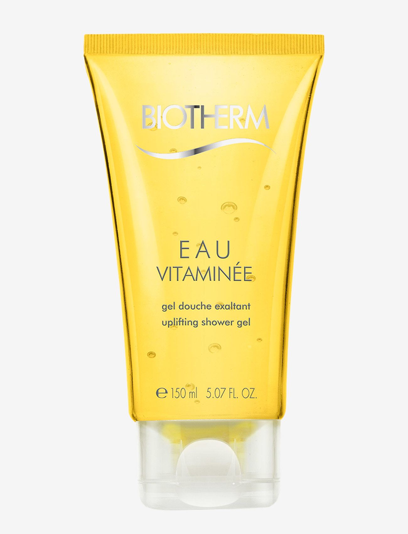 Biotherm - Eau Vitaminée Shower Gel - suihkugeeli - clear - 0