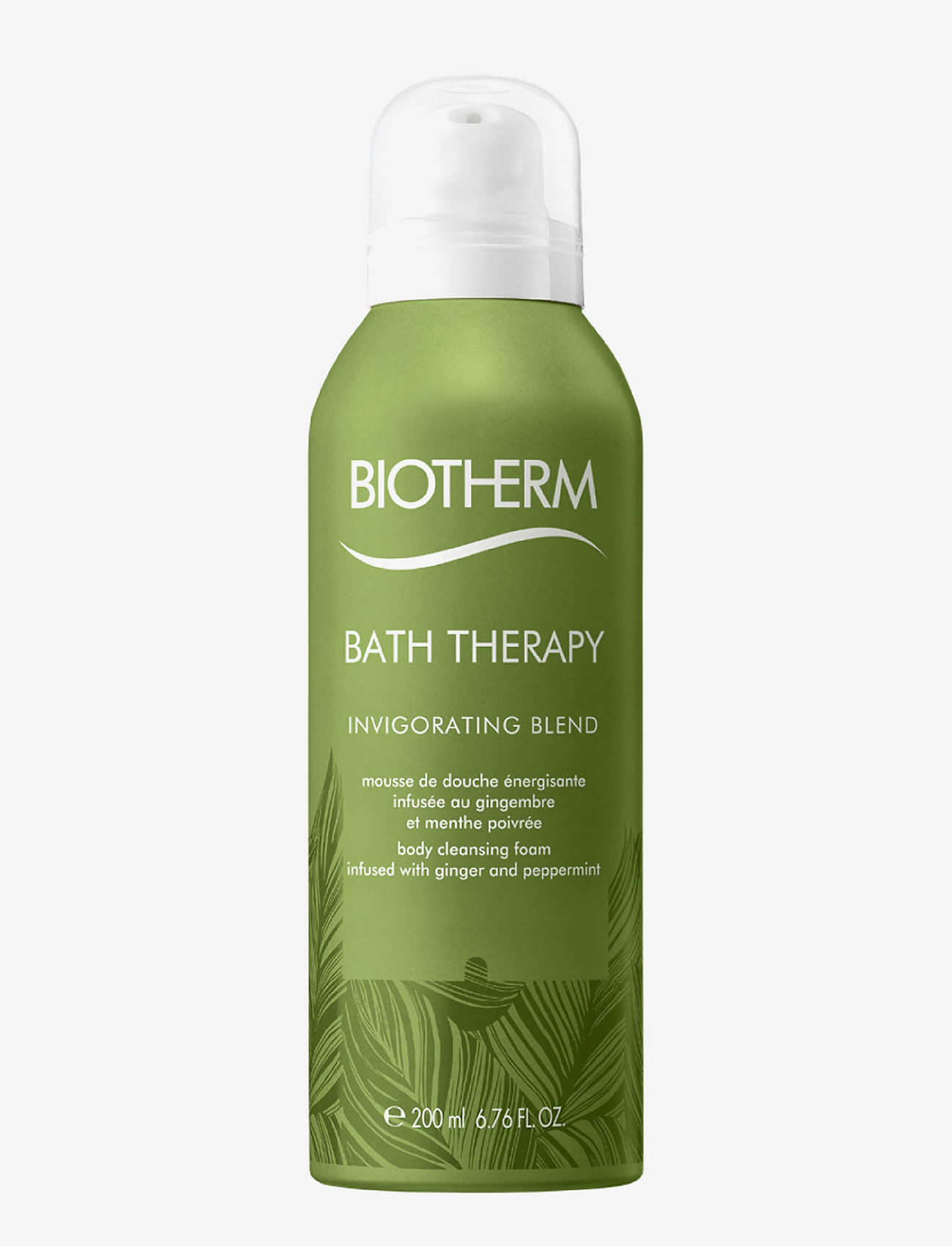 Biotherm - Bath Therapy Invigorating Blend Foam 200 ml - shower gel - clear - 0