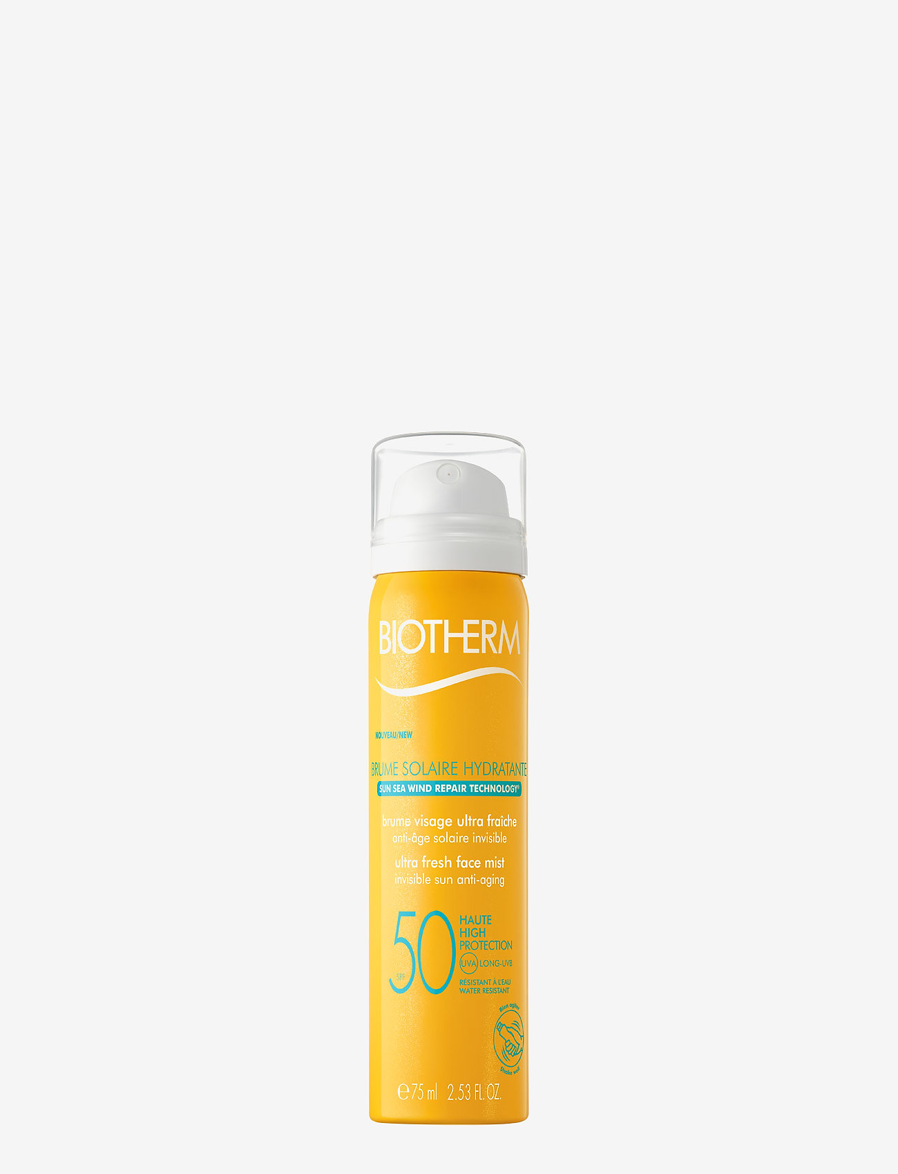 Biotherm - Brume Solaire - ansikte - clear - 0