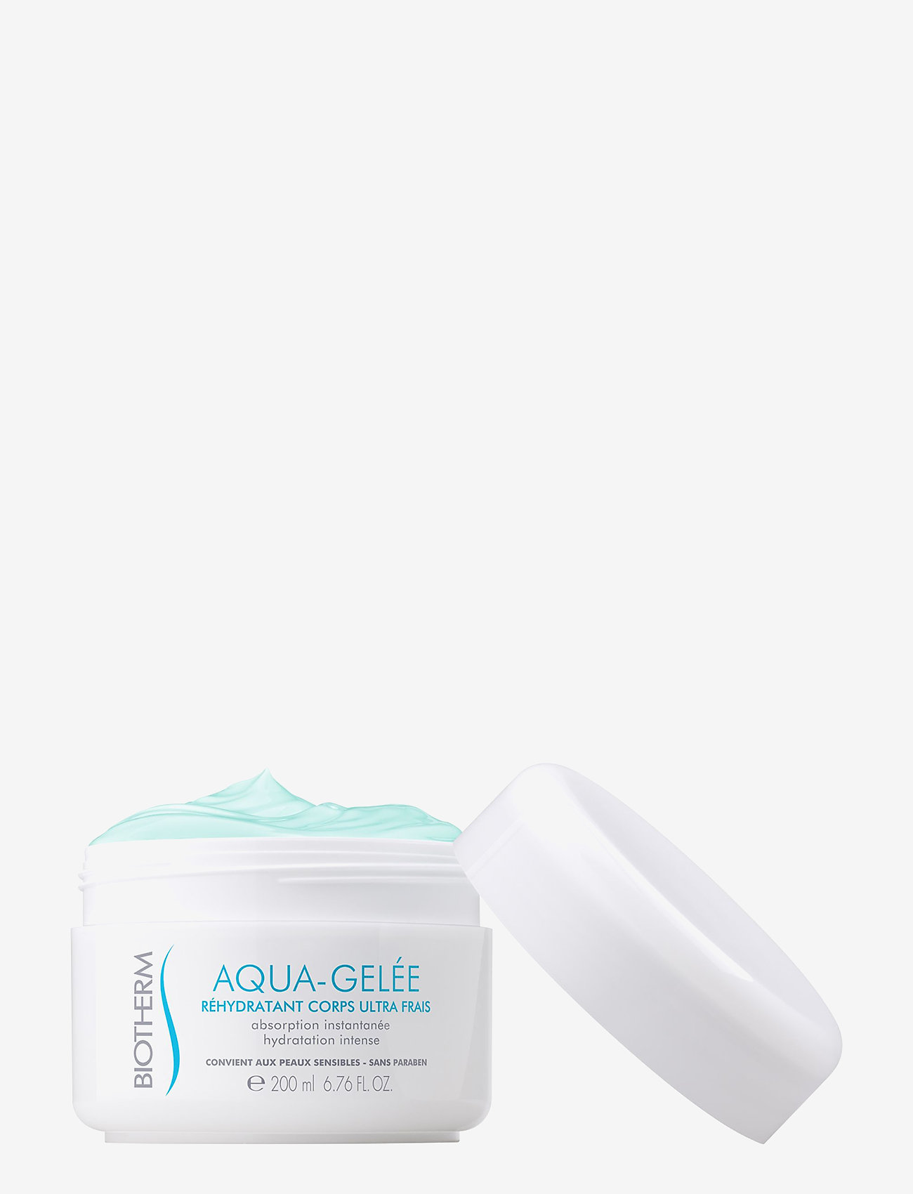 Biotherm - Lait Corporel Aqua-Gelée - body lotion - clear - 1