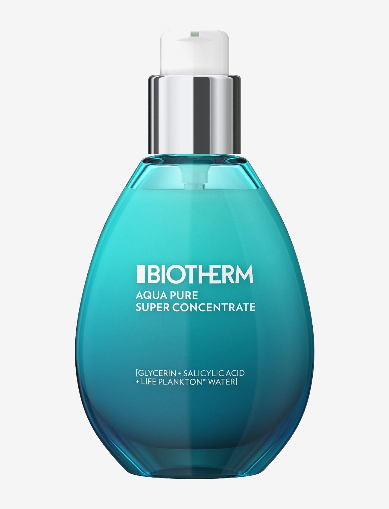 Biotherm - Aqua Pure Super Concentrate  50 ml - serum - no color - 0