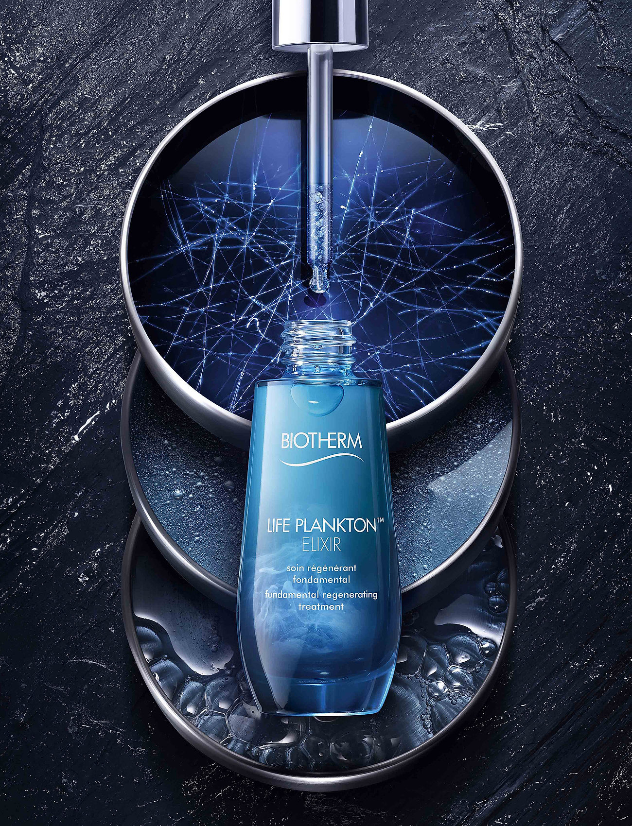 Biotherm - Life Plankton Elixir 75 ml. - serum - no color - 1