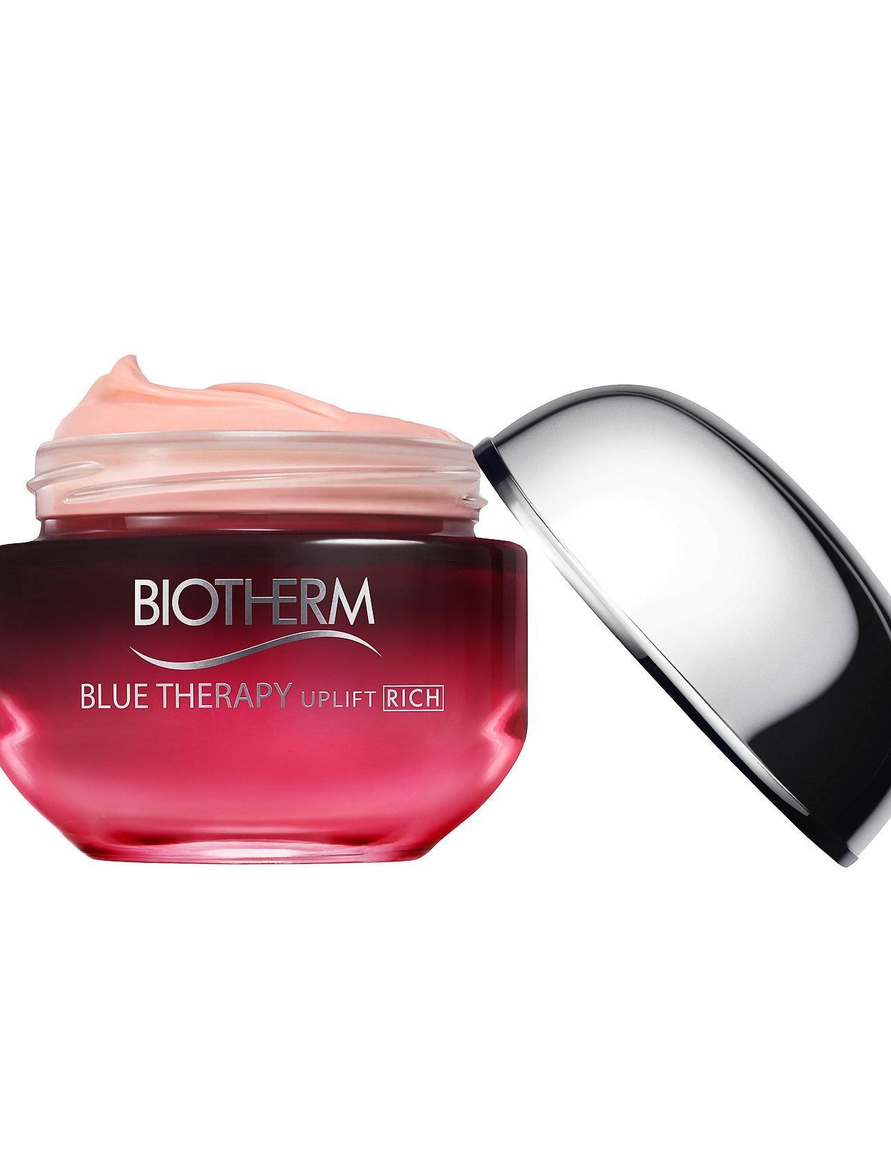 Biotherm - Blue Therapy Red Algae Uplift Rich cream 50 ML - dagkräm - no colour - 1