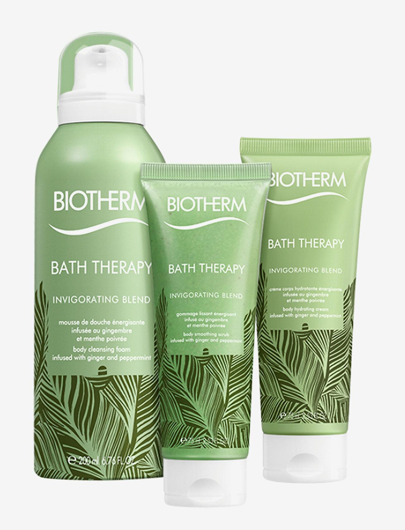 Biotherm - Bath Therapy Invigorating Blend Box - kroppsvårdsset - no color - 1