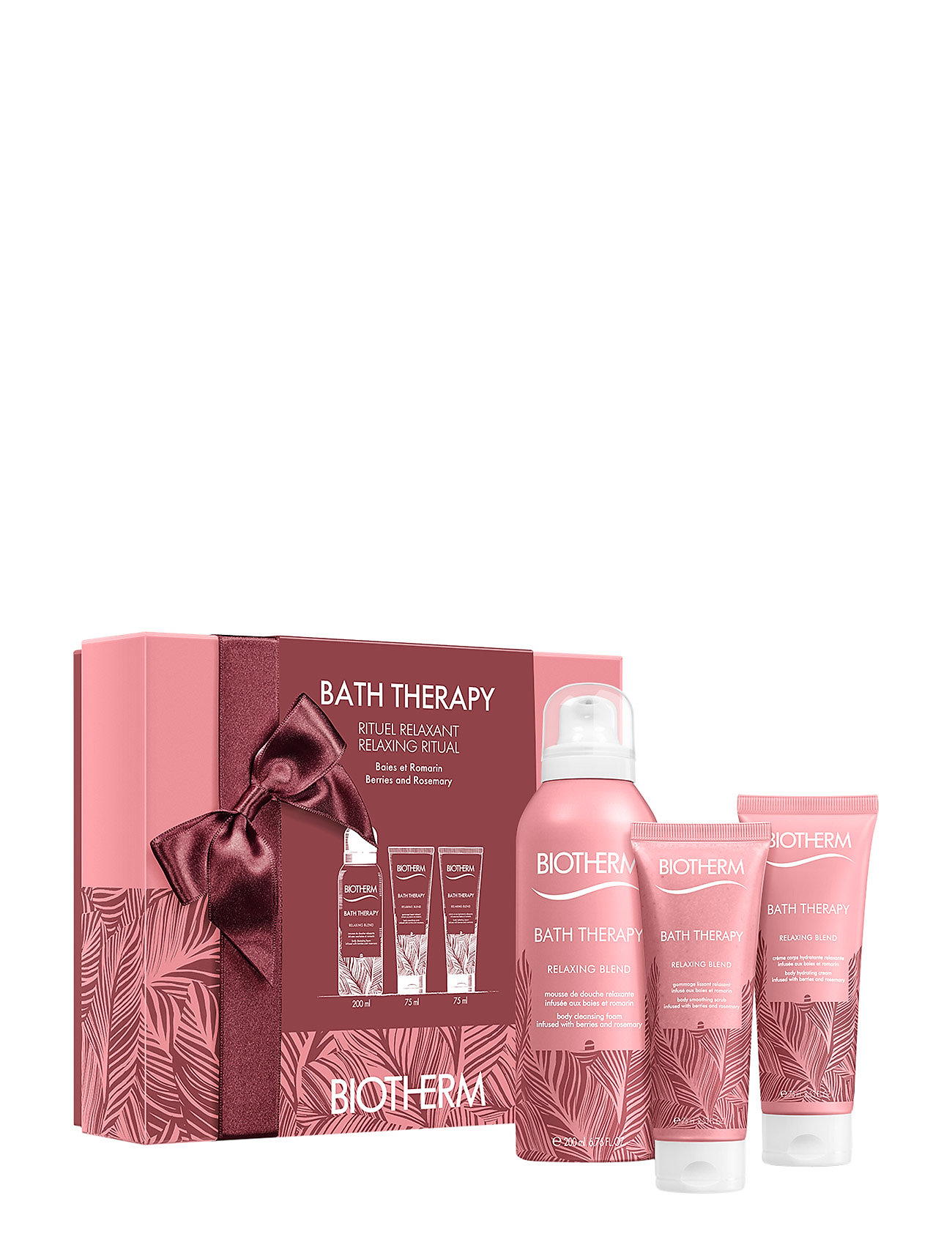 Biotherm Bath Therapy Relaxing Blend Set 1