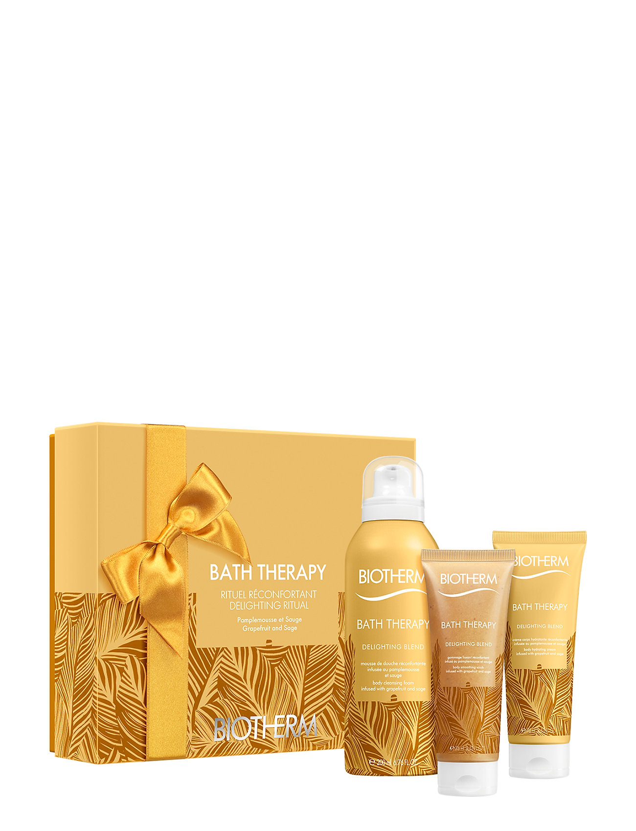 Image of Bath Therapy Delighting Blend Box Sæt Bath & Body Nude Biotherm (3080013521)