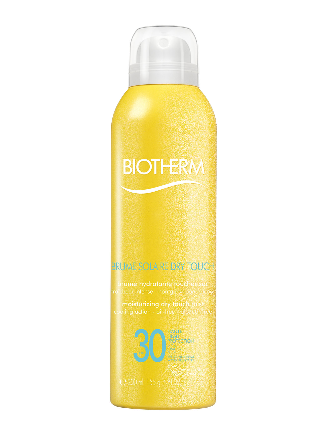 Biotherm Sun Mist Dry Touch Spf 30 200ml - CLEAR