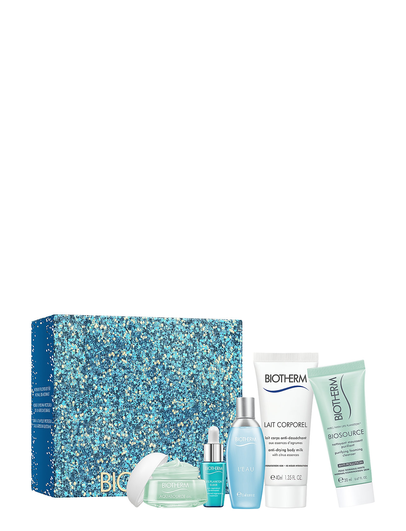 Biotherm Hydration Gift box - NO COLOUR