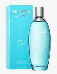 Biotherm - Eau Pure Eau de Toilette 100ml - parfym - clear - 1