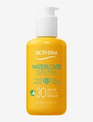 Biotherm - Waterlover Sun Milk SPF 30 - kropp - clear - 2