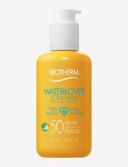 Biotherm - Waterlover Sun Milk SPF 50 - kropp - clear - 2