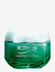 Biotherm - Aquasource Gel - Normal/Combination Skin 50ml - dagkräm - clear - 0