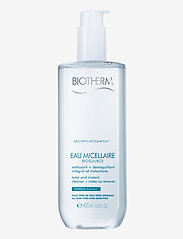 Biotherm - Biosource Eau Micellaire 400ml - sminkborttagning - clear - 0