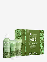 Biotherm - Bath Therapy Invi Medium Set 20 - kroppsvårdsset - no colour - 0