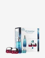 Biotherm - Life Plankton Elixir F50ml Set - kroppsvårdsset - clear - 0