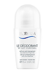 Biotherm Lait Corporel Deo Roll On 75 ml - CLEAR