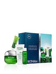 Biotherm Skin Oxygen Gel Routine