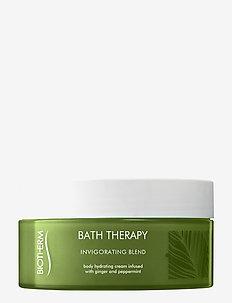 Bath Therapy Invigorating Blend Body Cream - body cream - clear