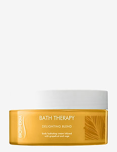 Bath Therapy Delighting Blend Body Cream - body cream - clear