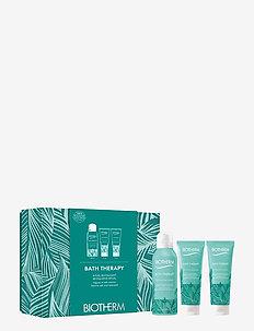 Bath Therapy Revitalizing Set - kroppsvårdsset - clear