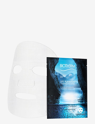 Life Plankton Mask - sheet mask - clear