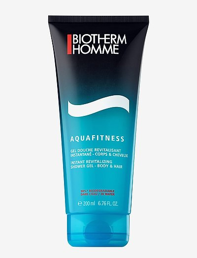 Aqua-Fitness Homme Shower Gel - Body & Hair - bad - clear
