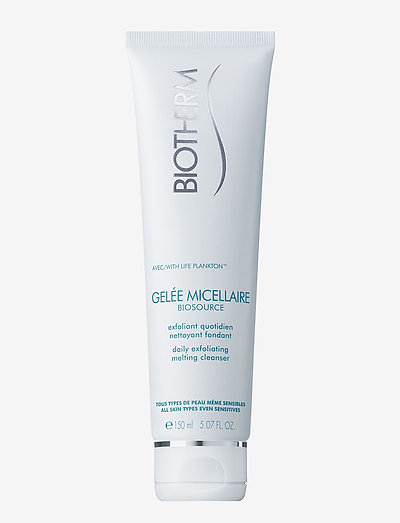 Biosource Daily Exfoliating Melting Cleanser - peeling - clear