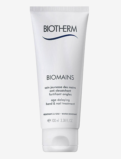 Biomains Hand Cream 100ml - handkräm & fotkräm - clear