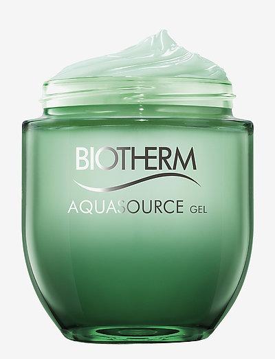 Aquasource Gel - päivävoiteet - clear