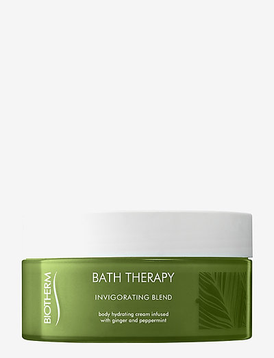 Bath Therapy Invigorating Blend Body Cream - body cream - clear