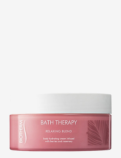Bath Therapy Relaxing Blend Cream 200 ml - body cream - clear