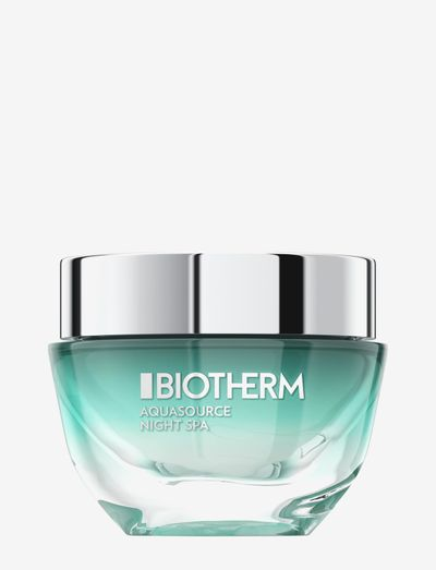 Aquasource Night Spa Cream 50 ml - nattkräm - clear