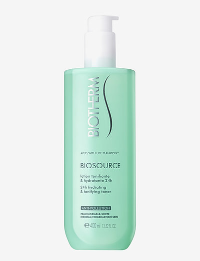 Biosource Lotion - Normal/Combination Skin 400ml - ansiktsvatten - clear