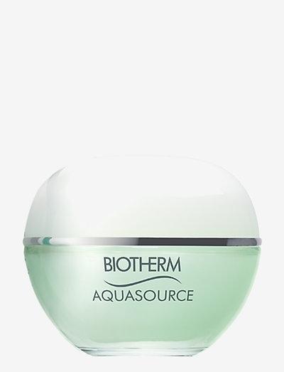 Aquasource Gel - Normal/Combination Skin - dagkräm - clear