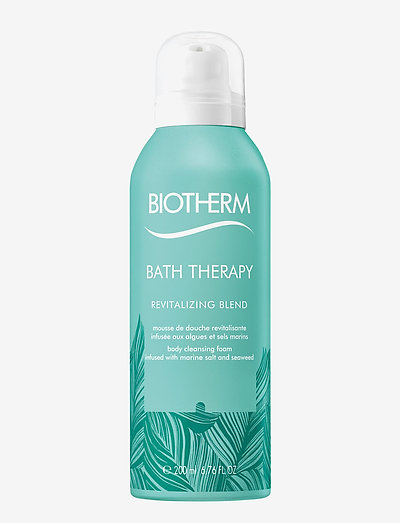 Bath Therapy Revitalizing Blend Foam - shower gel - clear