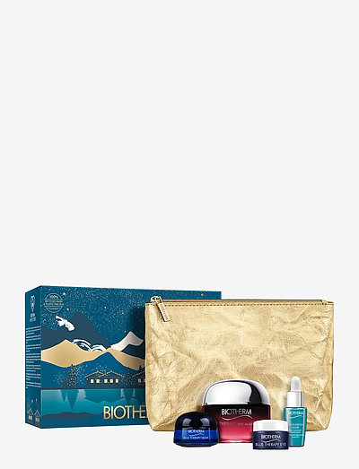Blue Therapy Red Algae Christmas Set 2020 - hudpleiesett - no colour